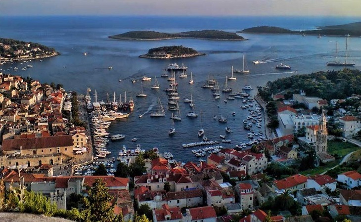 Croacia, islas, viajes