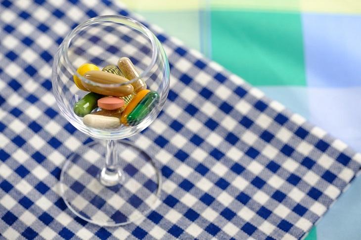 vitaminas para la fatiga y cansancio