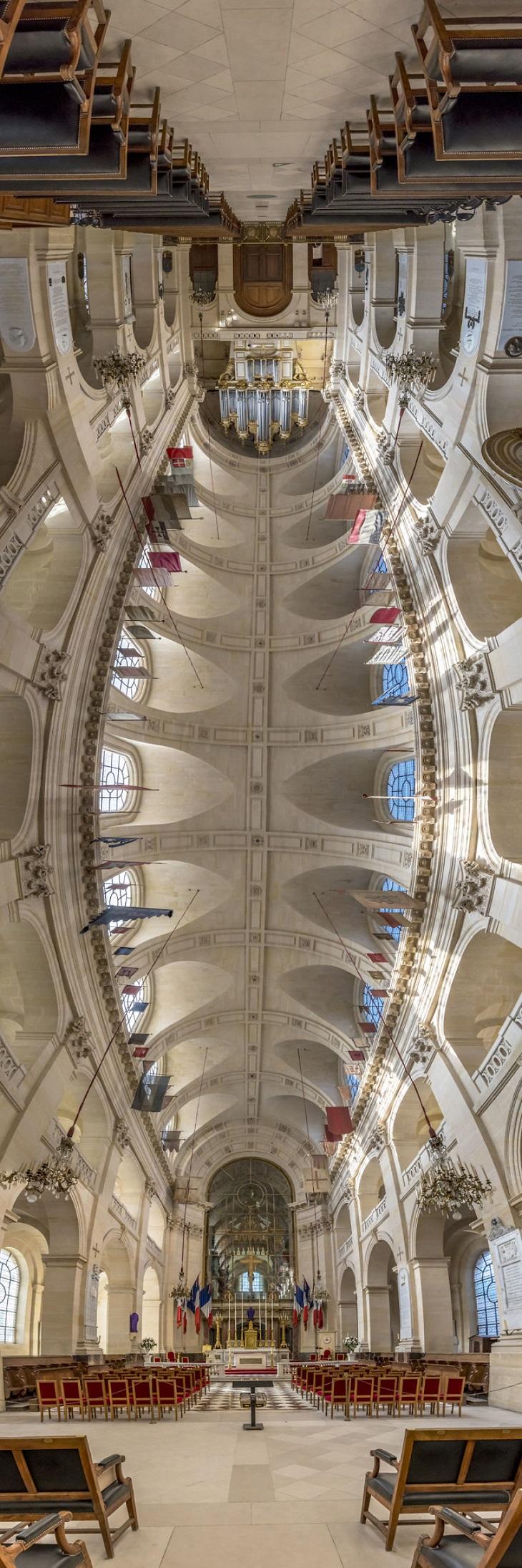 Iglesias, París, fotografía, belleza
