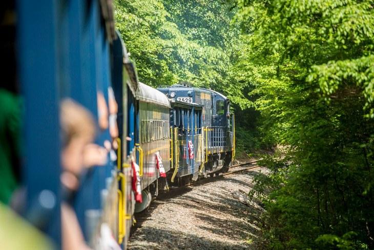 tren, viajar, turismo, ruta