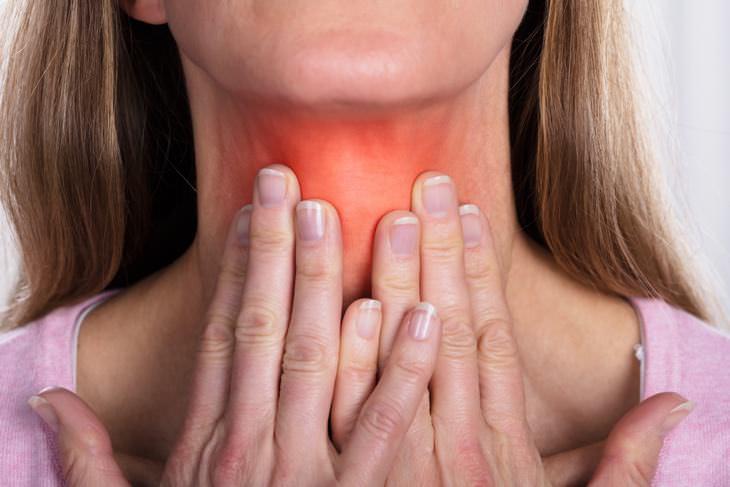 signos enfermedad tiroides
