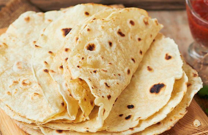 Receta tortillas caseras