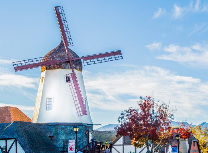 10 ciudades americanas parecen europeas