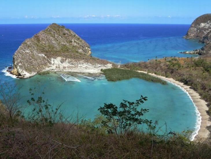 la belleza de las islas comoras