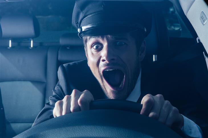 broma taxista primer día