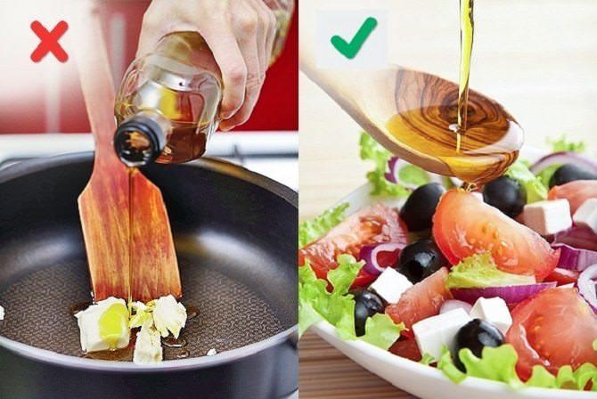 errores comunes cocinar