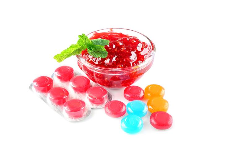 alimentos provocan caries manchas dentales