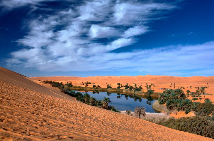 historia desierto