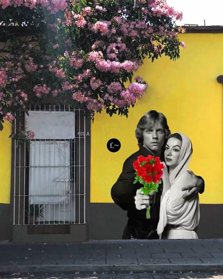 Murales Oxaca Efe Froy