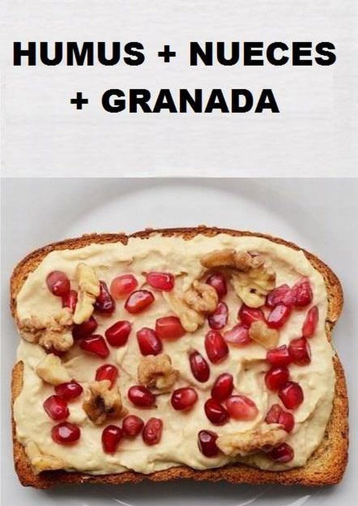 17 ideas de tostadas desayuno