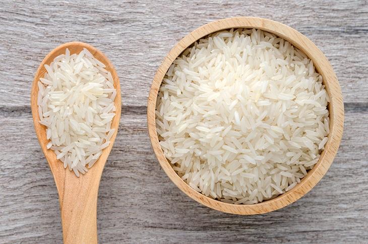 usos arroz