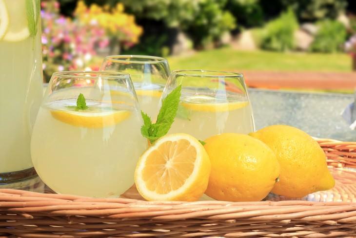 Limonada Cúrcuma Depresión