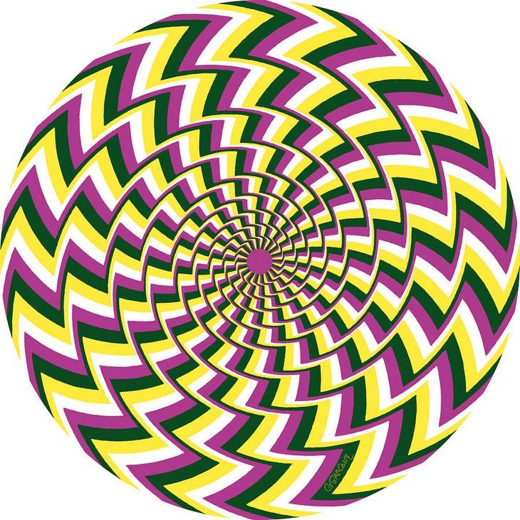¡Desafío a Tu Percepción! 15 Ilusiones Ópticas Alucinantes