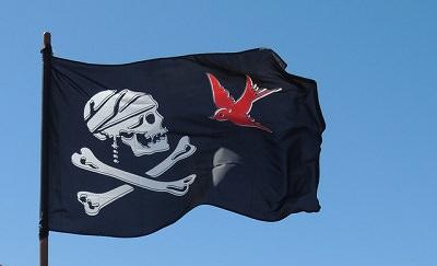 chiste del dia:barco pirata
