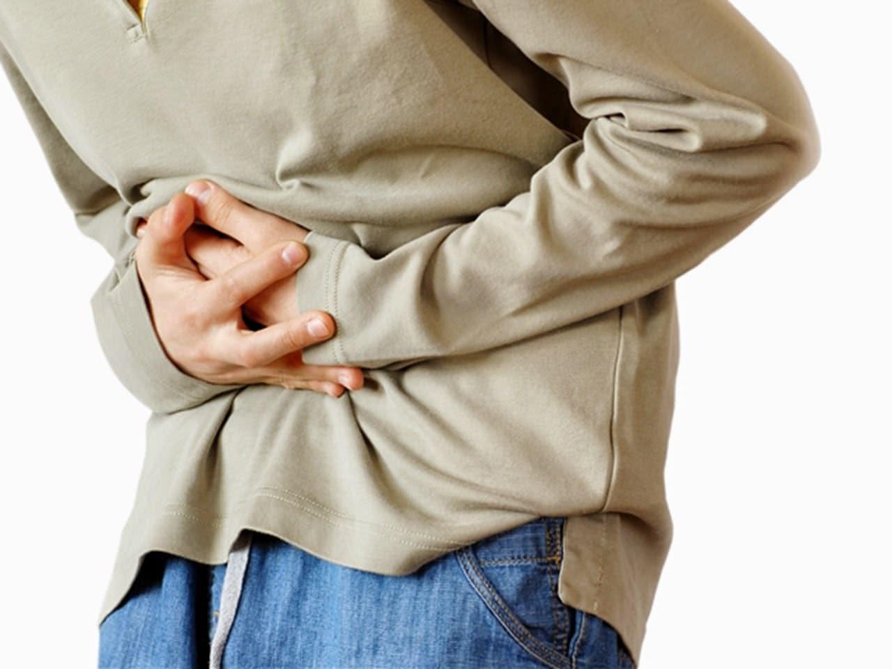 Perdida de peso por ansiedad y gases