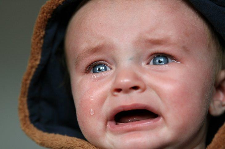 como hacer que tu hijo no llore