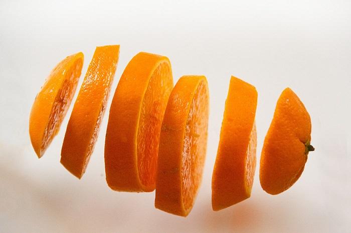 Beneficios de la Cáscara de la naranja