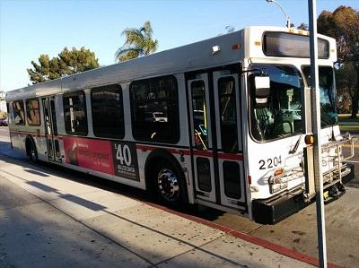 chiste: el conductor de autobús