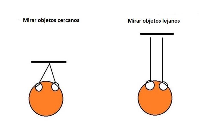 ejercicios relajar ojos