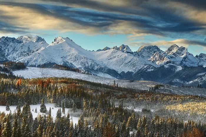 Montañas Polacas