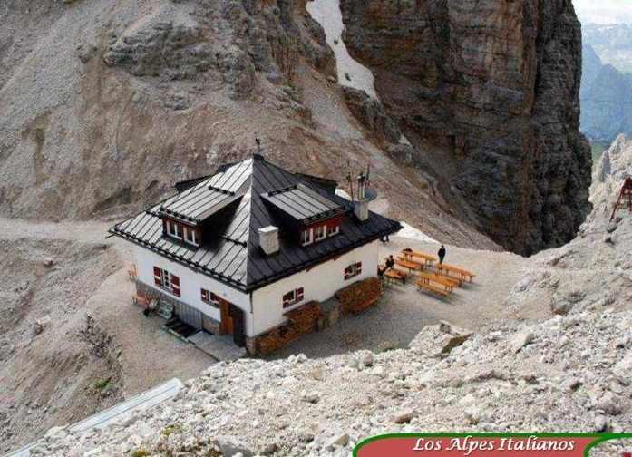 Imágenes de los lugares más bellos en Italia.