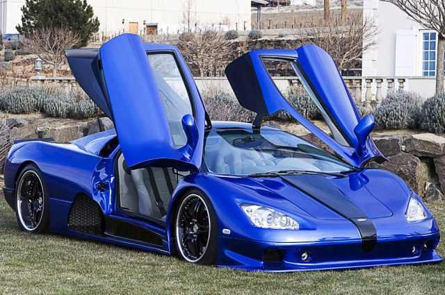 Imágenes y descripción de los autos más costosos