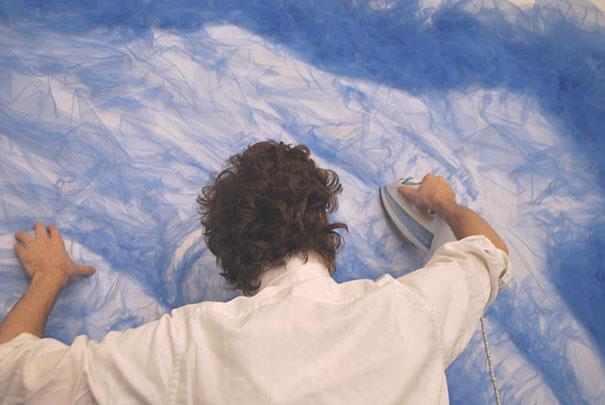 Arte con tela