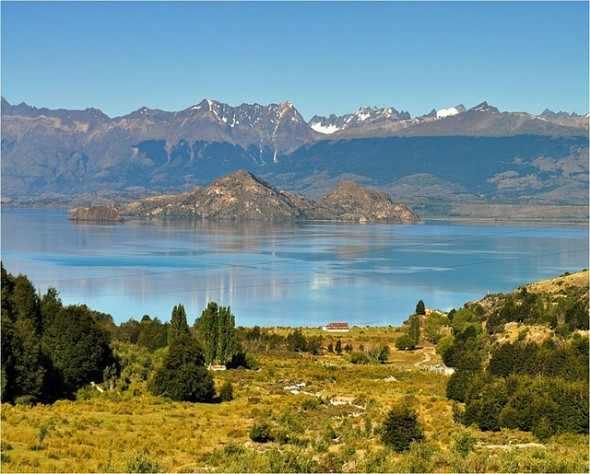 Lago Carrera
