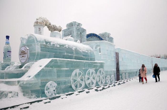 Festival De Hielo y Nieve