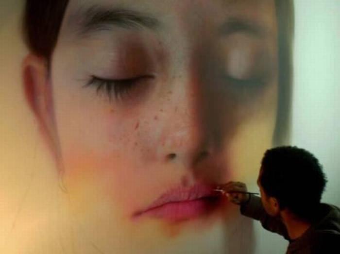 pinturas tan reales que parecen fotografias