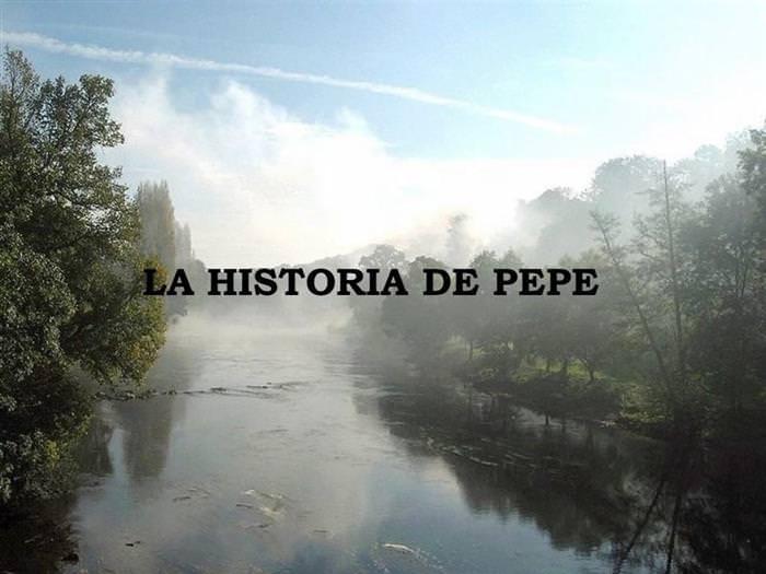 Historia de Pepe