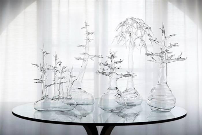 Esculturas De Vidrio