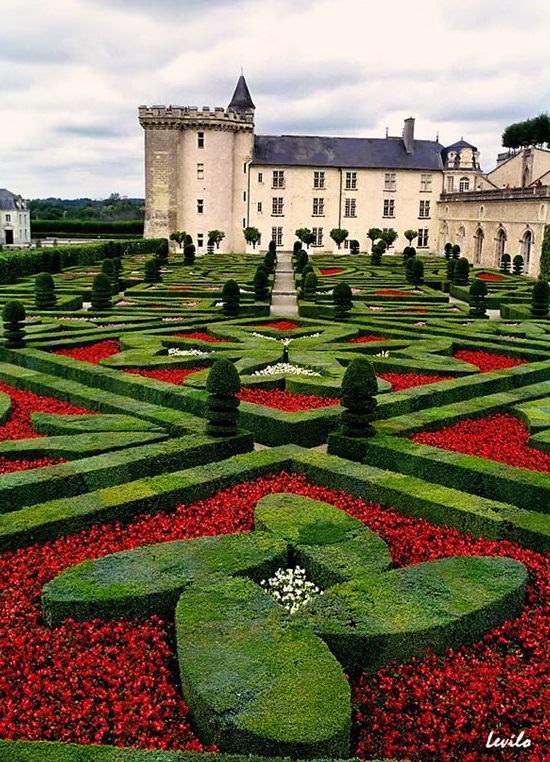 Jardines Franceses Del Amor