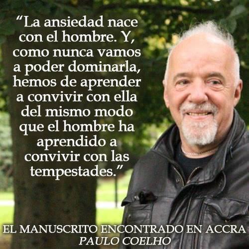 Frases Inspiradoras De Paulo Coelho Para El Alma
