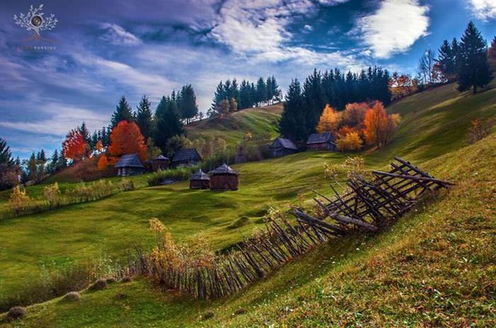 Montañas De Transilvania