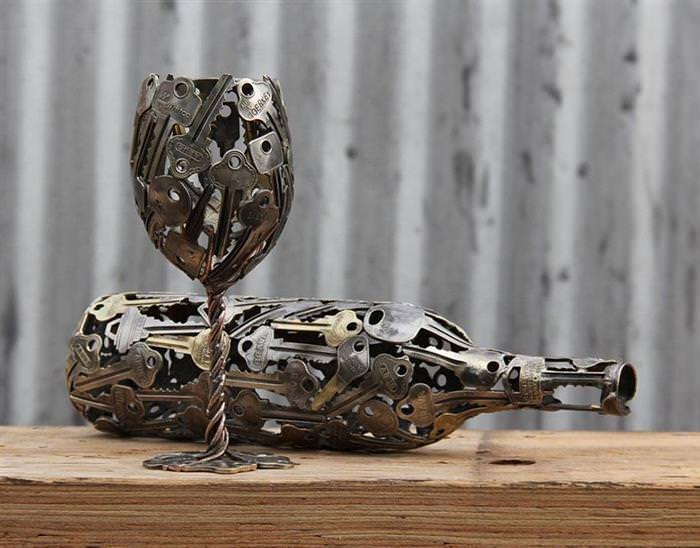 Arte con Llaves
