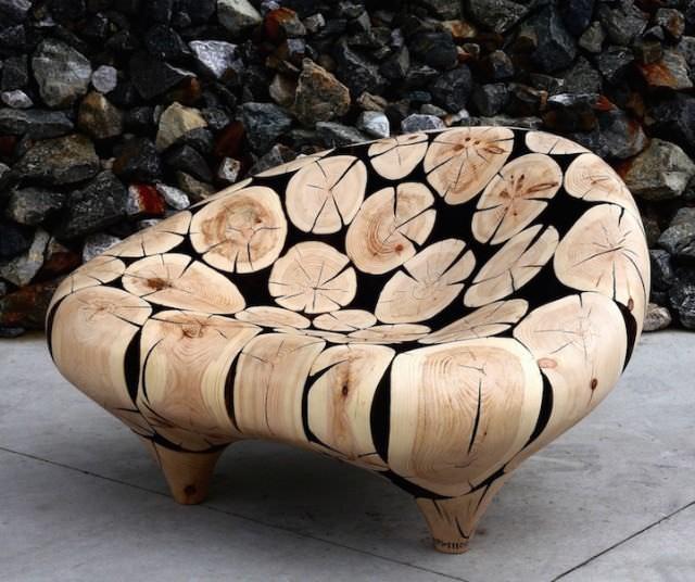 Esculturas orgánicas