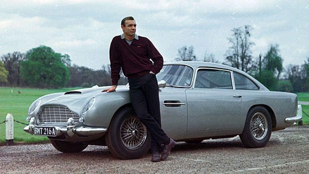 Vehículos de James Bond