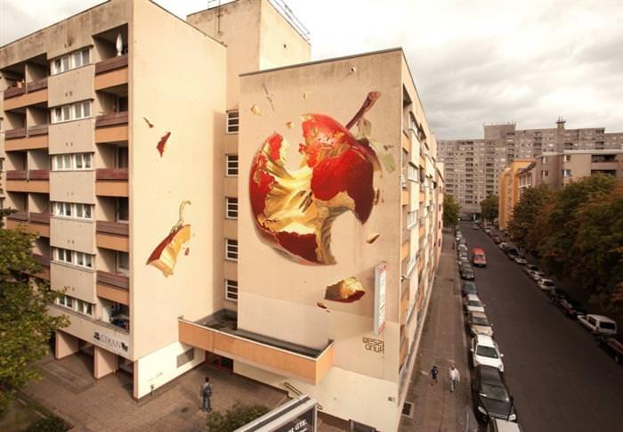 obras arte callejeras