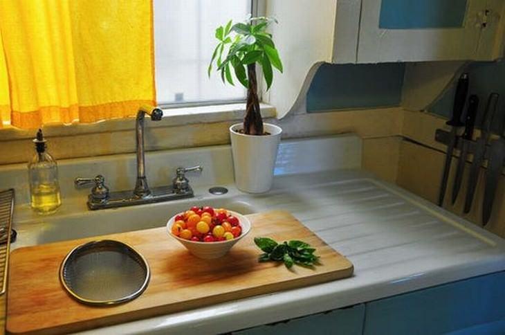 trucos aprovechar espacio cocina