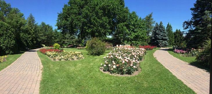 jardines más hermosos