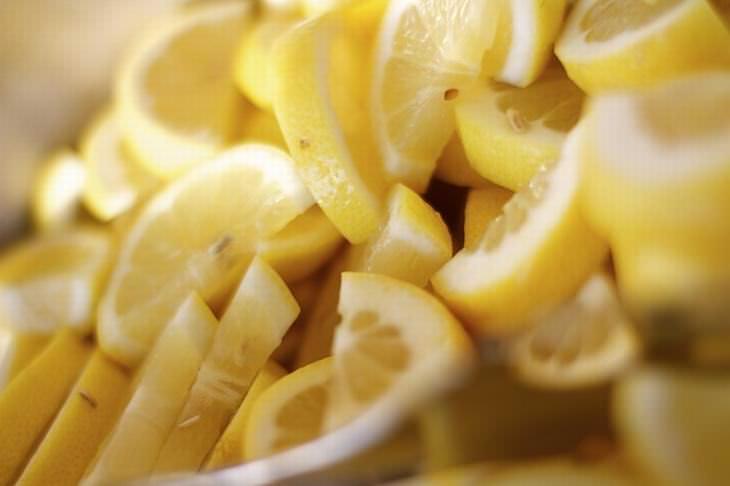 20 comidas presión arterial limon