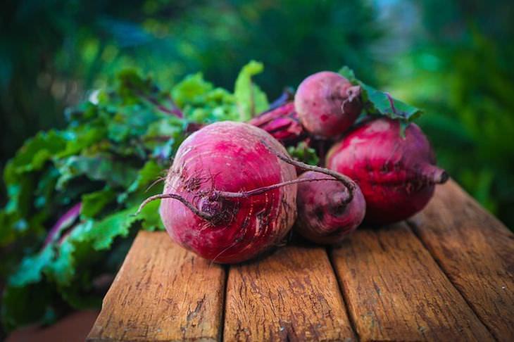 20 comidas presión arterial remolacha