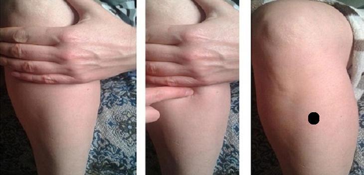masaje rodilla longevidad