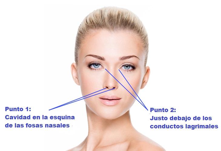 Como parar una nariz tapada