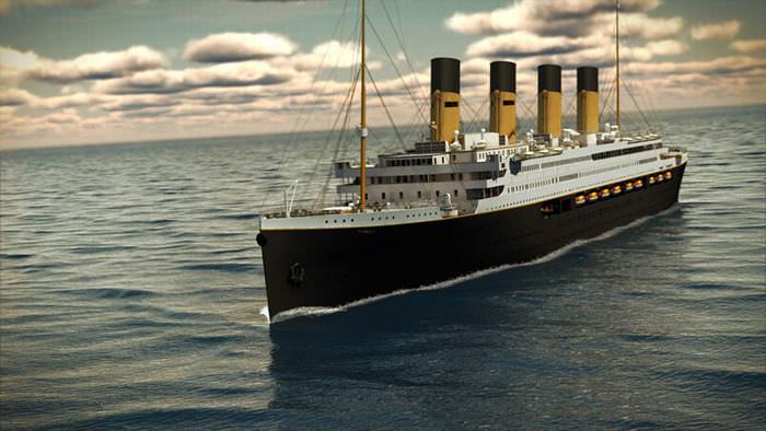 La Réplica Del Titanic Que Todos Conocemos