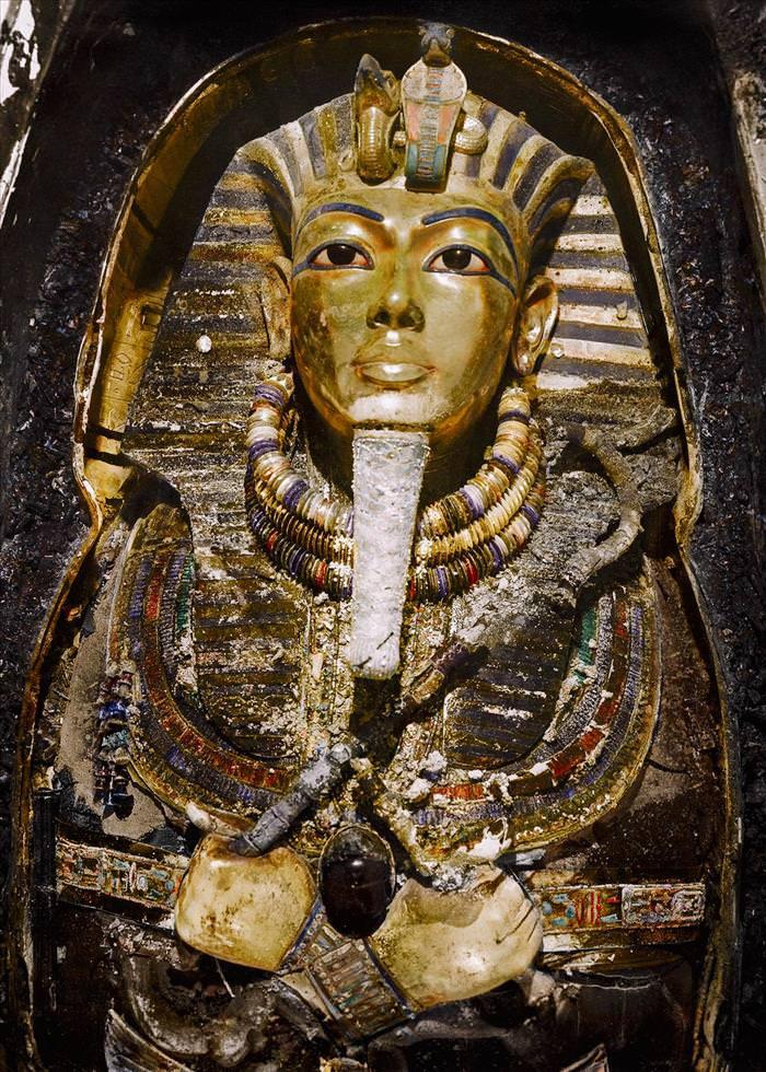 Impresionantes Fotos Tumba De Tutankamón Todo Mail Recomienda