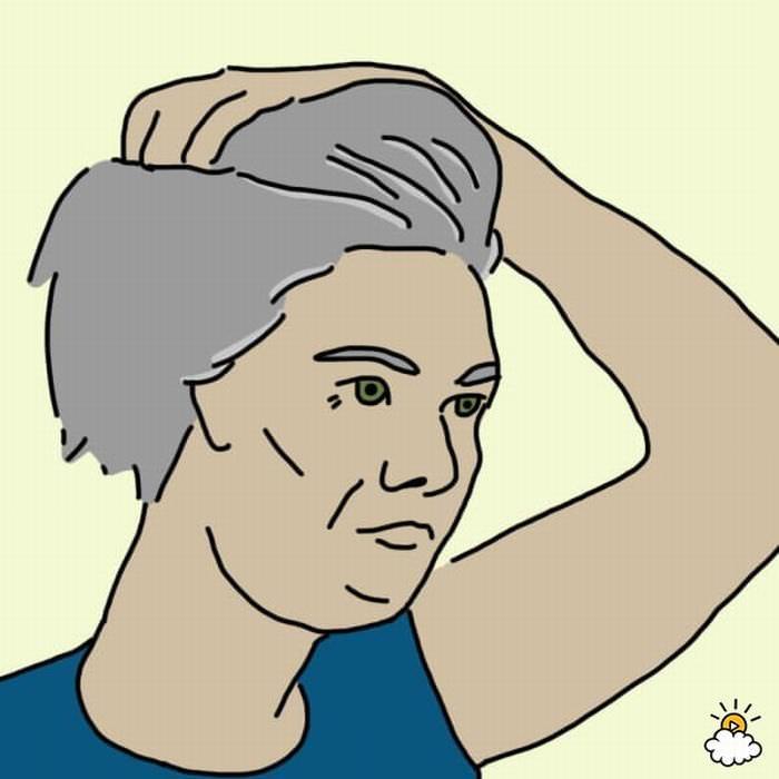 consejos cabello blanco