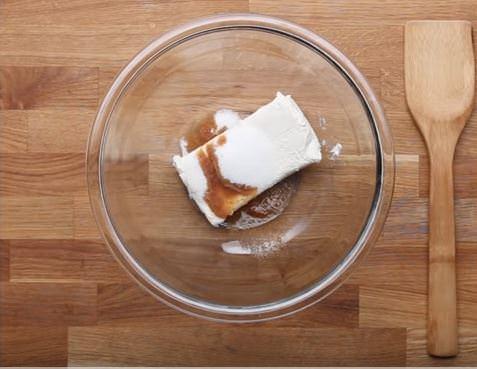 rollitos de cheesecake
