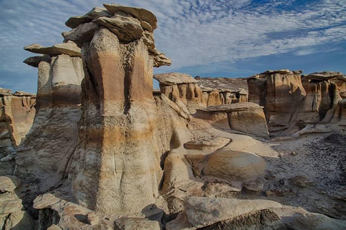 La Belleza Alienígena Del Nuevo Desierto De México